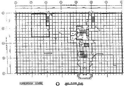 Edinborough Office Centre Floor Plan - Click to enlarge