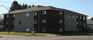 The Marten Apartments Thunder Bay
