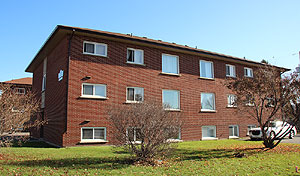 Westview Court Apartments Thunder Bay